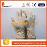 Ddsafety 2017 белых устранимых перчаток безопасности экзамена латекса