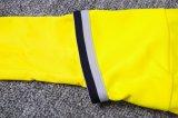 Влага Wicking, тело формируя, противостатический, анти- ультрафиолетовый луч, Windproof костюм футбола