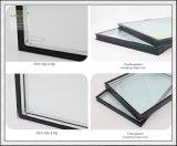 Freier Raum/farbiges/reflektierendes Niedriges-e Isolierglas für Zwischenwand, Gebäude, Dekoration