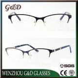 Het goede Metaal van het Schouwspel van het Frame van het Ontwerp Model Optische voor In het groot Eyewear