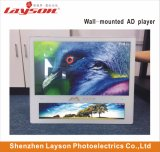 """23''+19"""" TFT écran LCD de l'élévateur de la publicité Media Player Lecteur vidéo réseau WiFi Full HD LED de couleur la signalisation numérique"""