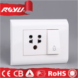6 16 Combined Switched Socket с Isi Approval
