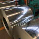 Bobina de acero galvanizada sumergida caliente de Dx51d para la hoja del material para techos