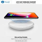 Верхней Части продажи 5W/7,5 ци быстрое беспроводное зарядное устройство для мобильных телефонов iPhone 8/8 Plus/X