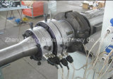 HDPE двойные стенки гофрированную трубу экструдера