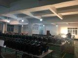 La iluminación LED de alta potencia 100W LED de la COB PAR puede encender con zoom eléctrico