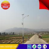 Luz de calle solar ahorro de energía LED