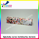 Caixa cosmética do tubo da impressão de cor