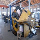 기계를 만드는 알루미늄 전화선