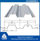 電流を通された鋼鉄床のDeckingシート(YX 65-186-558)