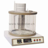 Öl-flüssiges kinematisches Viskosität-dynamische Viskosität-Analysegerät (TPV-8)