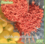 カリ肥料の赤い粒状のカリウムの塩化物肥料のKcl 60%