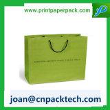クリスマスの主題の結婚式の祭典さまざまなカラーデザイン紙袋