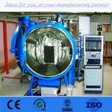 Alloggiamento professionale automatico completo di vulcanizzazione a vapore