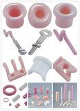 Guida di collegare di ceramica dell'occhiello dell'allumina per la bobina e la tessile