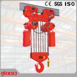 15 Tonnen-elektrische Kettenhebevorrichtung mit motorisierter Laufkatze