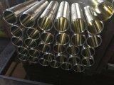 Cilinder van de Olie van het Type van Hyva de Hydraulische van de Zuigerstang van de Olie van het Roestvrij staal Voor Vrachtwagens Mahiney