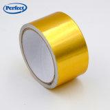 溶媒はアクリルの金アルミホイルテープを基づかせていた
