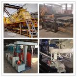 De Machines van de Lijn van de Raad van het katoenen Deeltje van de Steel