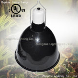 "UL 9.5 ""Deep Dome Reptile Lamp for Reptile Terrarium Heat and Light"
