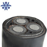 Алюминиевых проводников для двусторонней печати XLPE изоляцией вспомогательного подземный кабель