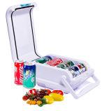 Voiture mini-frigo avec DC12V, 3 litre pour le refroidissement et fonction de chauffage