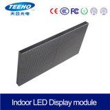 Affichage en aluminium de coulage sous pression polychrome d'intérieur de /Moving d'étape du Cabinet P4 LED de HD