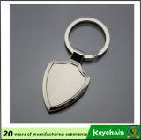 Blindage métallique personnalisé vide de la forme de chaîne de clé