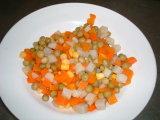 Новое высокое качество урожая 5 смешанных законсервированных овощей смешивания
