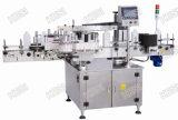 Flache seitliche Etikettiermaschine quadratische Flaschen-Etikettiermaschine