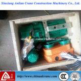 Élévateur électrique de haute résistance de câble métallique