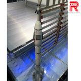 Liga de alumínio/de alumínio expulsou perfis para veículo aéreo 2não pilotado