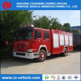 De Vrachtwagen van de Brandbestrijding HOWO van de Vrachtwagen 20000L van de Sproeier van de Brand van Sinotruk HOWO 6X4 20ton