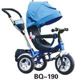 4 في 1 جدي درّاجة ثلاثية مع مظلة مع [بوشبر] [فكتوري بريس] خداع حارّ لأنّ 3 -5 طفلة