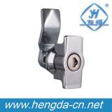 Serratura in lega di zinco della camma del manico a t del Governo del metallo (YH9803)
