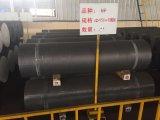 NP RP Nadel-Koks-Graphitelektrode HP-UHP für Lichtbogen-Ofen-Einschmelzen mit niedrigem Preis