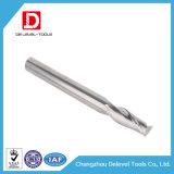 HRC45/55/60/65 molino de extremo del carburo de la flauta de la alta precisión 2 para el arrabio