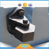 Cortador reforzado Gq60 de la barra de ángulo del cortador de la barra de acero, cortadora del Rebar