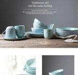 Piatto di ceramica rotondo del burro profondo all'ingrosso degli articoli per la tavola