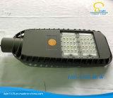 Alto nuovo LED indicatore luminoso di via brevettato di lumen 160~170lm/W 60W
