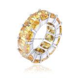 Miss pedra cor de jóias jóias anéis jóias de Hip Hop