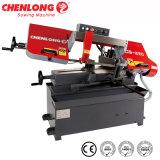 Scie à ruban à commande manuelle de machines de coupe à des fins générales (CS-220)