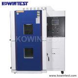Aquecimento e Refrigeração Impacto andar de choque térmico da câmara de ensaio com Kw-Ts-480