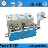 Sy Rótulo Automático de Fita Hot-Cold máquina de corte