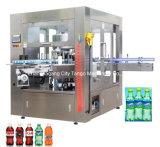 Bouteille rotatif automatique de l'OPP autocollant colle thermofusible bouteille OPP BOPP Roll-Feed Labeler Machine d'emballage d'étiquetage