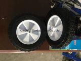 중국 질 8X1.75 단단한 편평한 자유로운 PU 거품 트롤리 바퀴