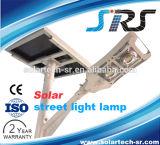 2017 Novo Streetlight com energia solar aplicado em mais de 80 países