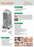 2016 laser del diodo de la alta calidad 808 para el retiro del pelo con aprobado por la FDA