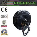 Kit eléctrico sin cepillo de la bicicleta de 72V 3000W de la parte posterior trasera de alta velocidad del motor