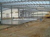 Bâtiment certifiée ISO avec la structure d'acier